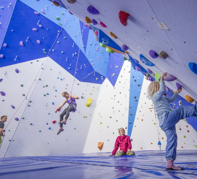Norsk Tindesenter, Norway, the northmost climbing gym by Walltopia