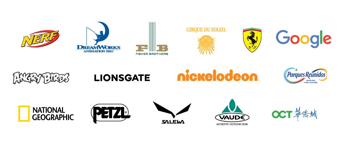 Brands that chose Walltopia for supplier