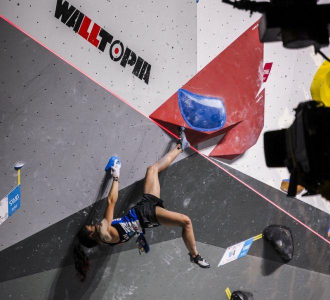 Innsbruck World Climbing Championship 2018